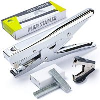 LandHope Heavy Duty Stapler with Remover
